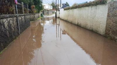 Una actuación en Areas pondrá fin a los problemas de inundaciones