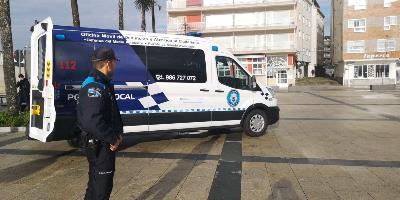 EL GOBIERNO INICIA UN PLAN DE RENOVACIÓN DE VEHÍCULOS MUNICIPALES.  LA POLICÍA ESTRENA HOY UN FURGÓN Y EN 2020 LOS SERVICIOS DE EMERGENCIAS, MEDIO AMBIENTE Y OBRAS INCORPORARÁN NUEVOS VEHÍCULOS